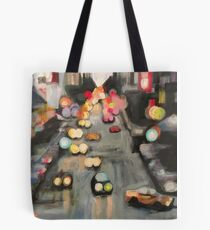 Coming home from work Tote Bag