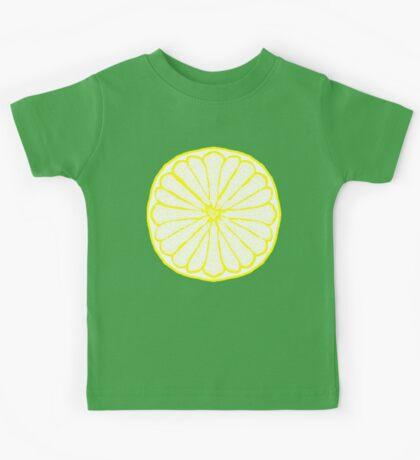 Lovely Lemon on Lime Kids Clothes