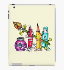 Nosey Tools iPad Case/Skin