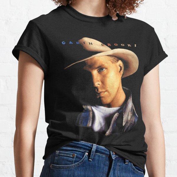 Vintage Distressed 90s Garth Brooks - 1993 Garth Brooks  Classic T-Shirt