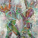 The power of Dance by Chantal Guyot