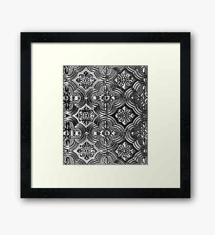 Law of Attraction Framed Print