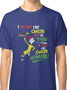 cancer t-shirt 2 Classic T-Shirt