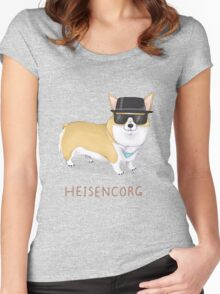 Heisencorg Women's Fitted Scoop T-Shirt