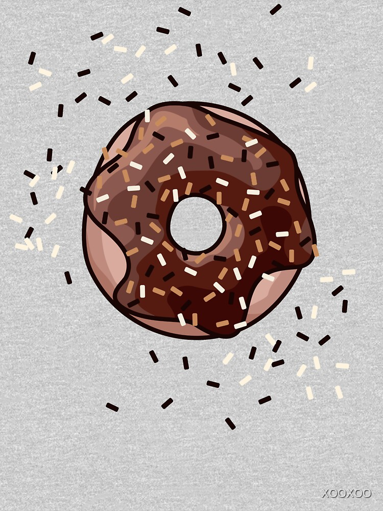 Chocolate Donut by XOOXOO