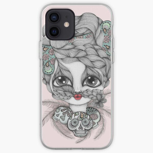My Friend The Witch Doctor iPhone Soft Case