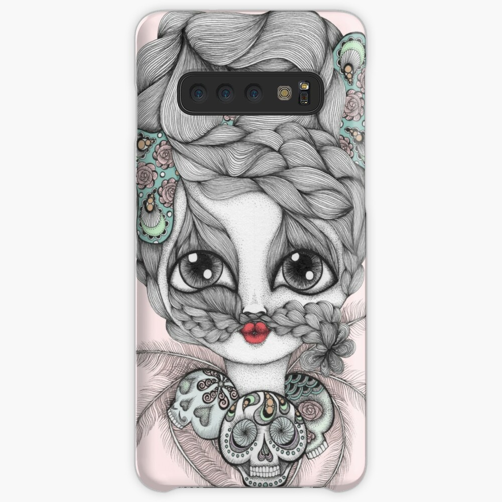 My Friend The Witch Doctor Case & Skin for Samsung Galaxy