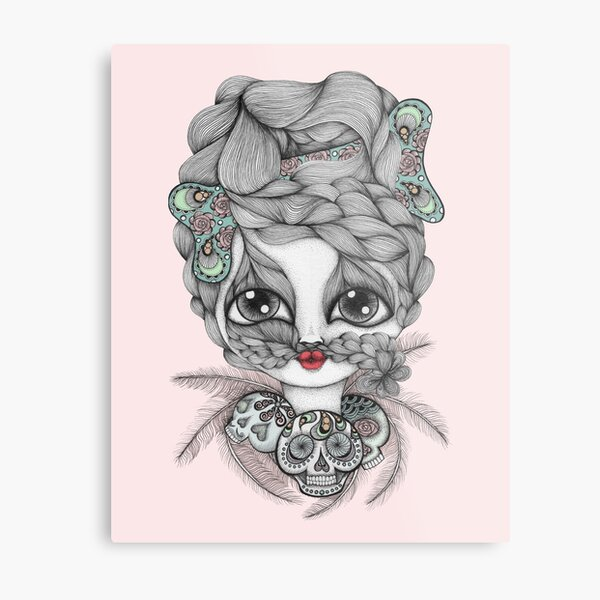 My Friend The Witch Doctor Metal Print