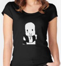 Pixel Punpun - Oyasumi Punpun Women's Fitted Scoop T-Shirt