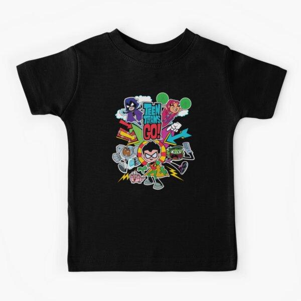 los titanes adolescentes van Camiseta para niños