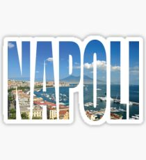 Pegatina Napoli
