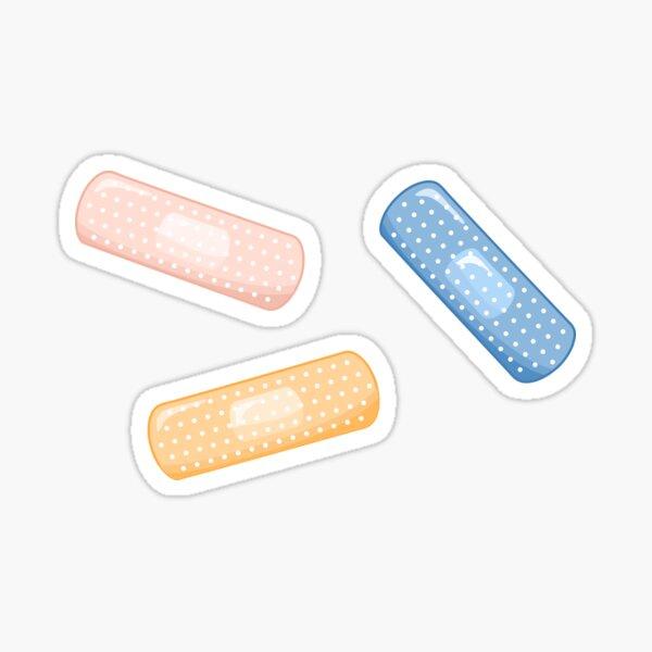 Plasters Sticker