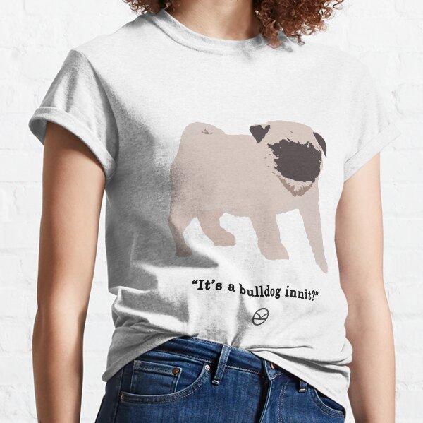 Kingsman Pug Classic T-Shirt