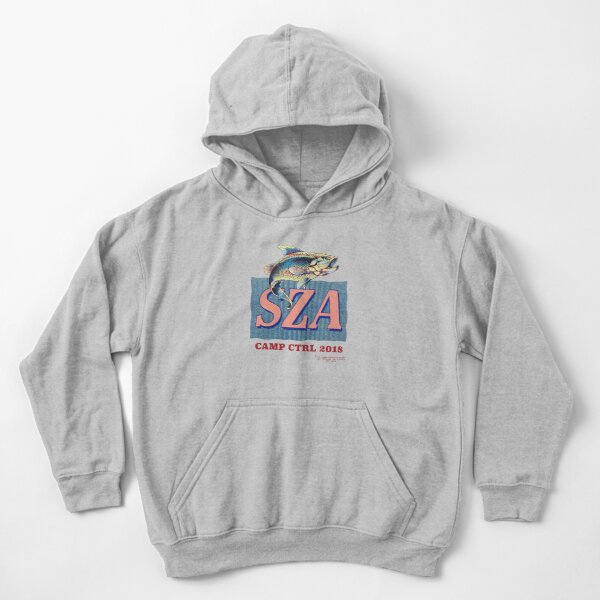 sza camp ctr| Perfect Gift Kids Pullover Hoodie