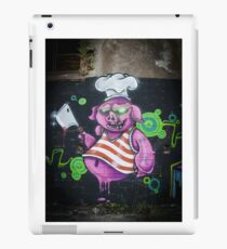 Butcher Pig iPad Case/Skin