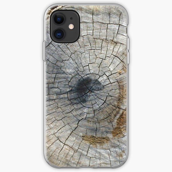 Wood, nature iPhone Soft Case