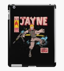 The Mighty Jayne iPad Case/Skin