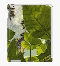 Elephant Ear HDR iPad Case/Skin