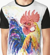 RICKY ROOSTER Graphic T-Shirt