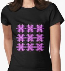Pink Bell (VNS.3) Womens Fitted T-Shirt
