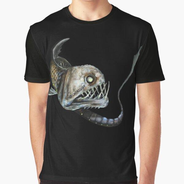 Pacific viper fish Graphic T-Shirt