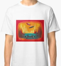 Night Visit Classic T-Shirt