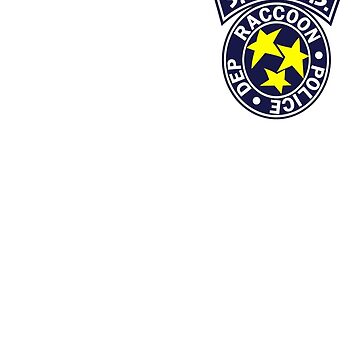 License To Kill-  Official S.T.A.R.S Bravo Police Badge by HyruLOOP