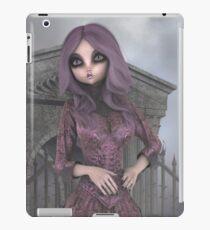 Big Head Betty  iPad Case/Skin