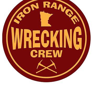 Iron Range Wrecking Crew by davewheeler