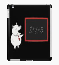 2 + 2 = 5 iPad Case/Skin