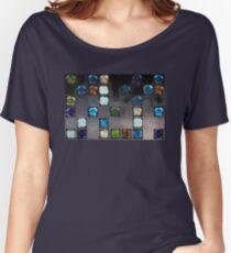 Glass mosaic Women's Relaxed Fit T-Shirt