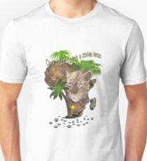 Only Hunt with a Zoom lens Unisex T-Shirt