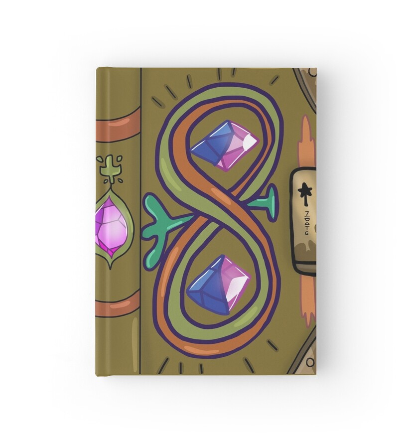 Book Vs Cover Paper : Quot star s spell book hardcover journals by butterflyforces