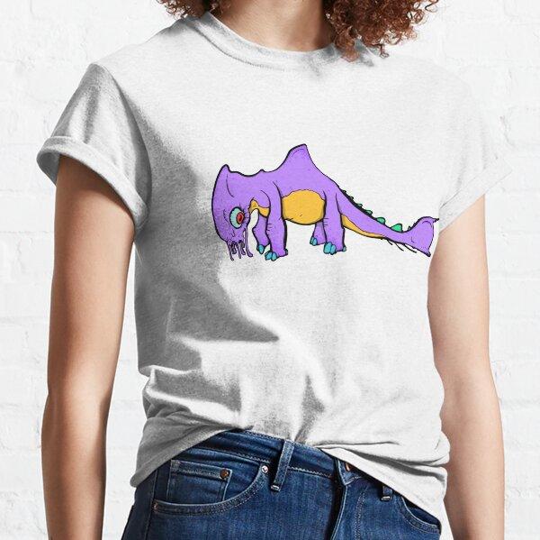 The Swamp Creature    a Design by Moose Ptarmigan Classic T-Shirt