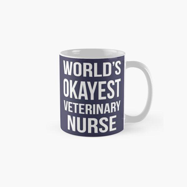 Veterinary Nurse Classic Mug