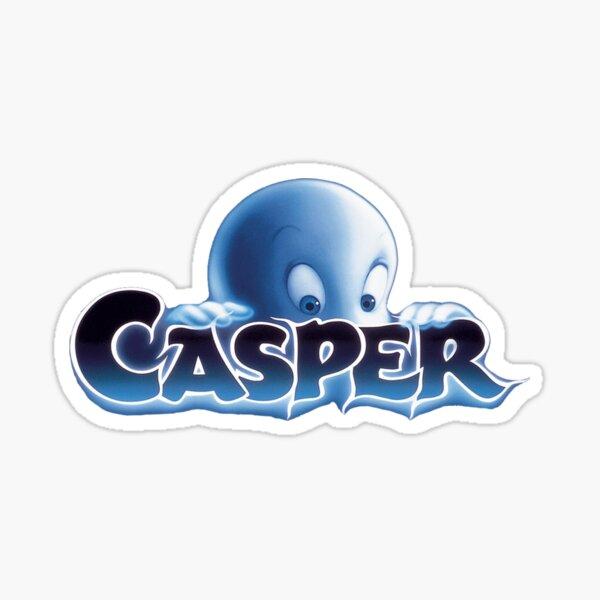 Caspar Ghost Sticker