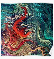 vivid Surrealism by rafi talby Poster