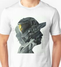 Halo Game Master Chief Illusions Most Popular Xbox ps T-Shirt