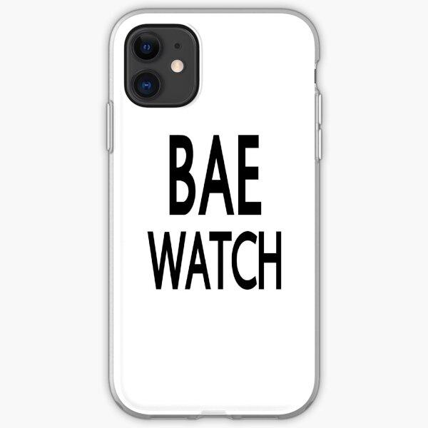 Bae Watch iPhone Soft Case