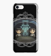 Hitchhiking Ghost iPhone Case/Skin