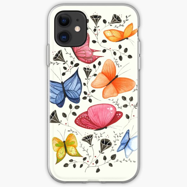 Butterfly Fantasy iPhone Soft Case