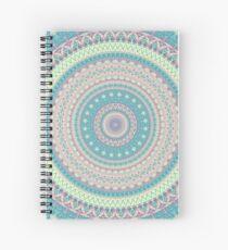 Cuaderno de espiral Mandala 03