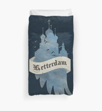 Ketterdam from Six of Crows Duvet Cover