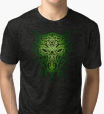 Celtic Wolf Tri-blend T-Shirt