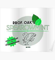 Spearowmint Gum Poster