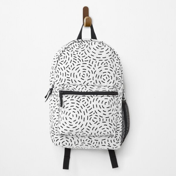 Trippy Circles Backpack