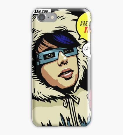 Post-Punk Ice iPhone Case/Skin