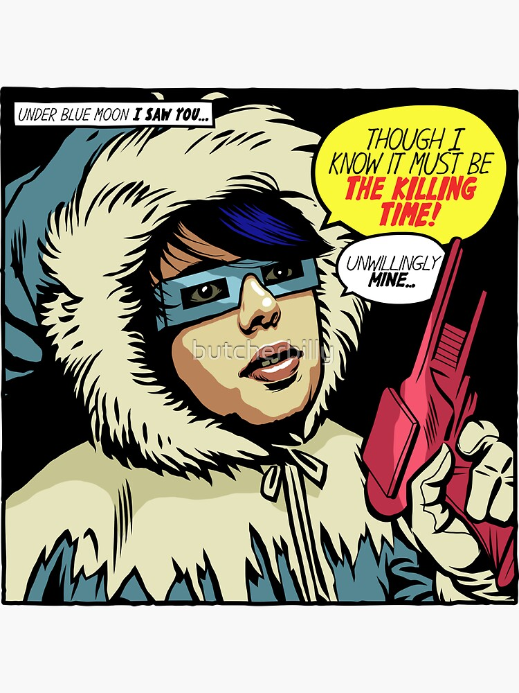 Post-Punk Ice by butcherbilly