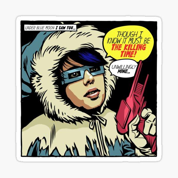 Post-Punk Ice Sticker