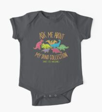 Dino Collection One Piece - Short Sleeve